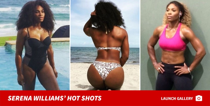 Serena Williams' Hot Shots