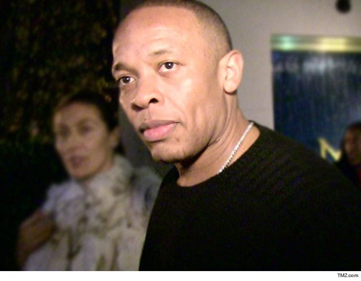 Dr  Dre Hints 'Detox' Ain't Dead, Working On New Songs