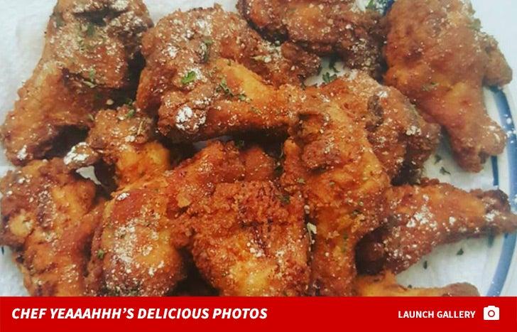 Chef Yeaaahhh's Delicious Photos