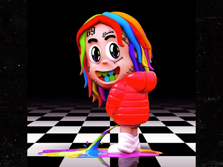 Tekashi 6ix9ine Cuts New Distribution Deal After