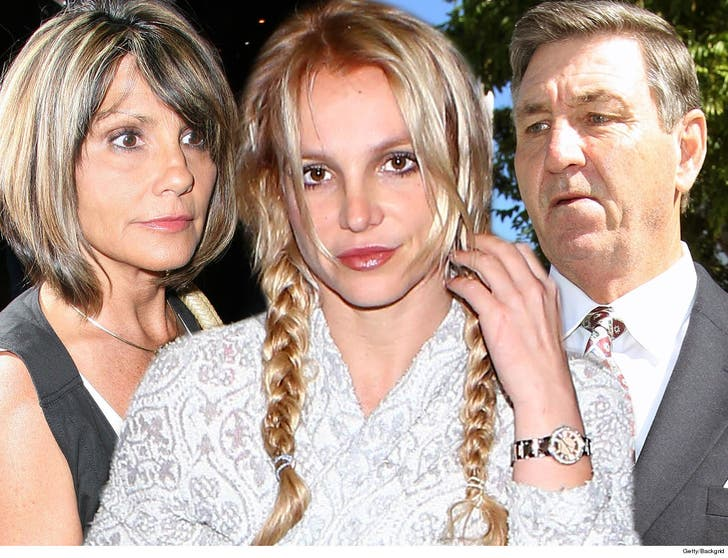 Britney Spears Mom In Conflict With Jamie Spears Over Medical Treatment