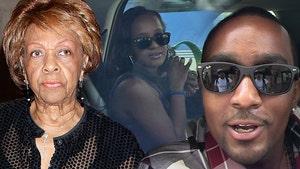 Whitney Houston's Mom -- PISSED Over Bobbi Kristina's Marriage