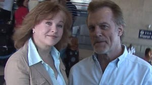 Stephen Collins' Wife -- He's Unemployable Because He's a Pedophile!