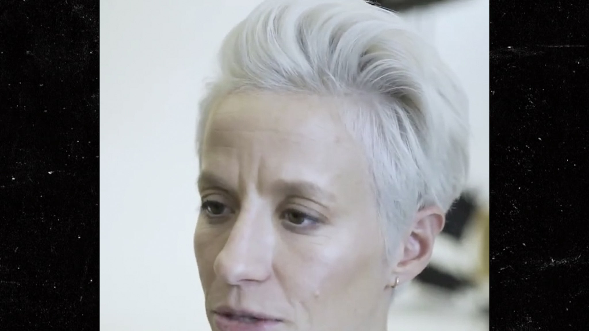 Megan Rapinoe, 'I'm Not Going to the F*cking White House'