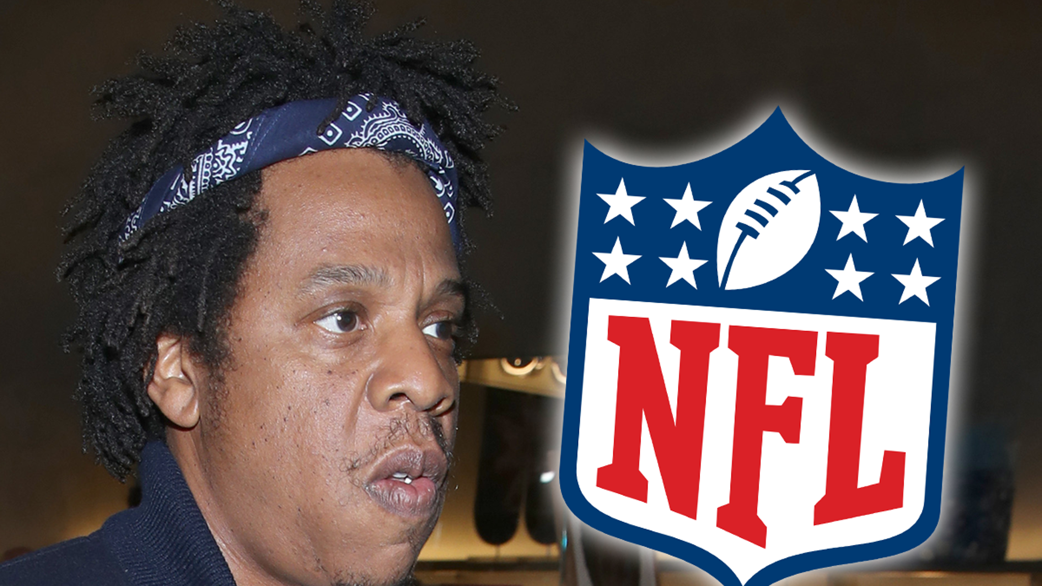 Jay-Z and Roc Nation Partner with NFL for Music, Social Justice Campaign - TMZ thumbnail