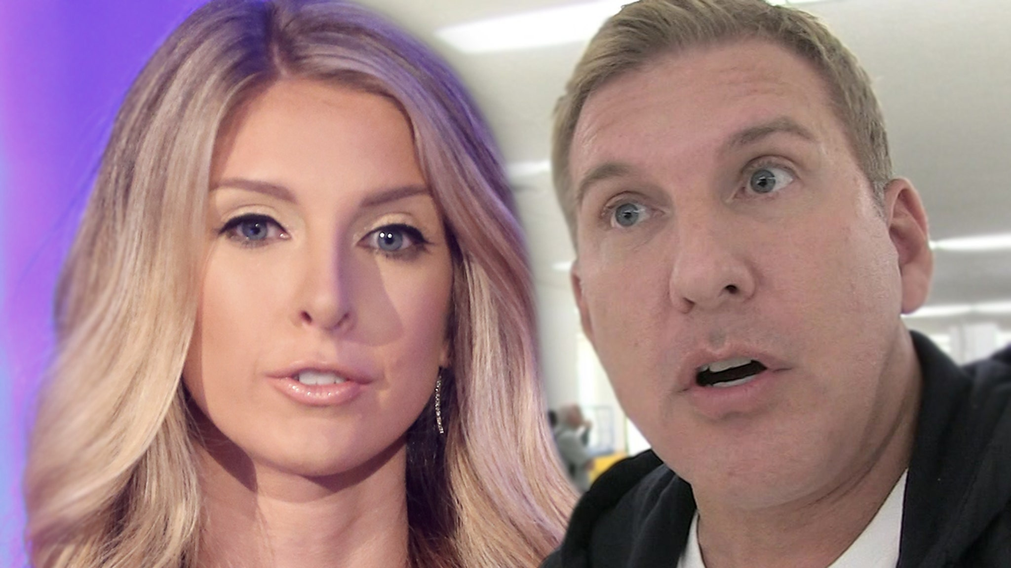 Todd Chrisley's Daughter Hopes to Make Peace One Day, But Not For TV