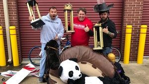 'Storage Wars' Rene Nezhoda Buys 'Dude Perfect' Guys' Old Storage Unit