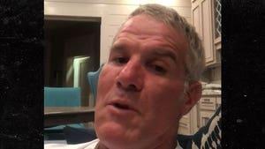Brett Favre Says Sterling Sharpe Belongs In HOF, He's Like Gale Sayers!
