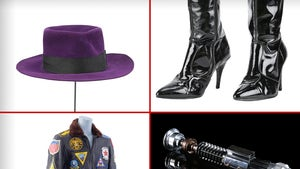 Joker's Fedora from 'Batman,' 'Star Wars' Lightsaber & More in $5.6 Mil Auction