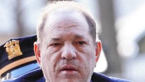 Harvey Weinstein Very Ill, COVID Likely