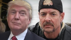 Joe Exotic 'Disappointed' to Not Get Pardon, Carole Baskin Thankful