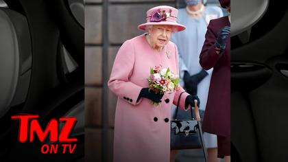 Queen Elizabeth Was Hospitalized, Allegations of Royal Coverup | TMZ TV.jpg