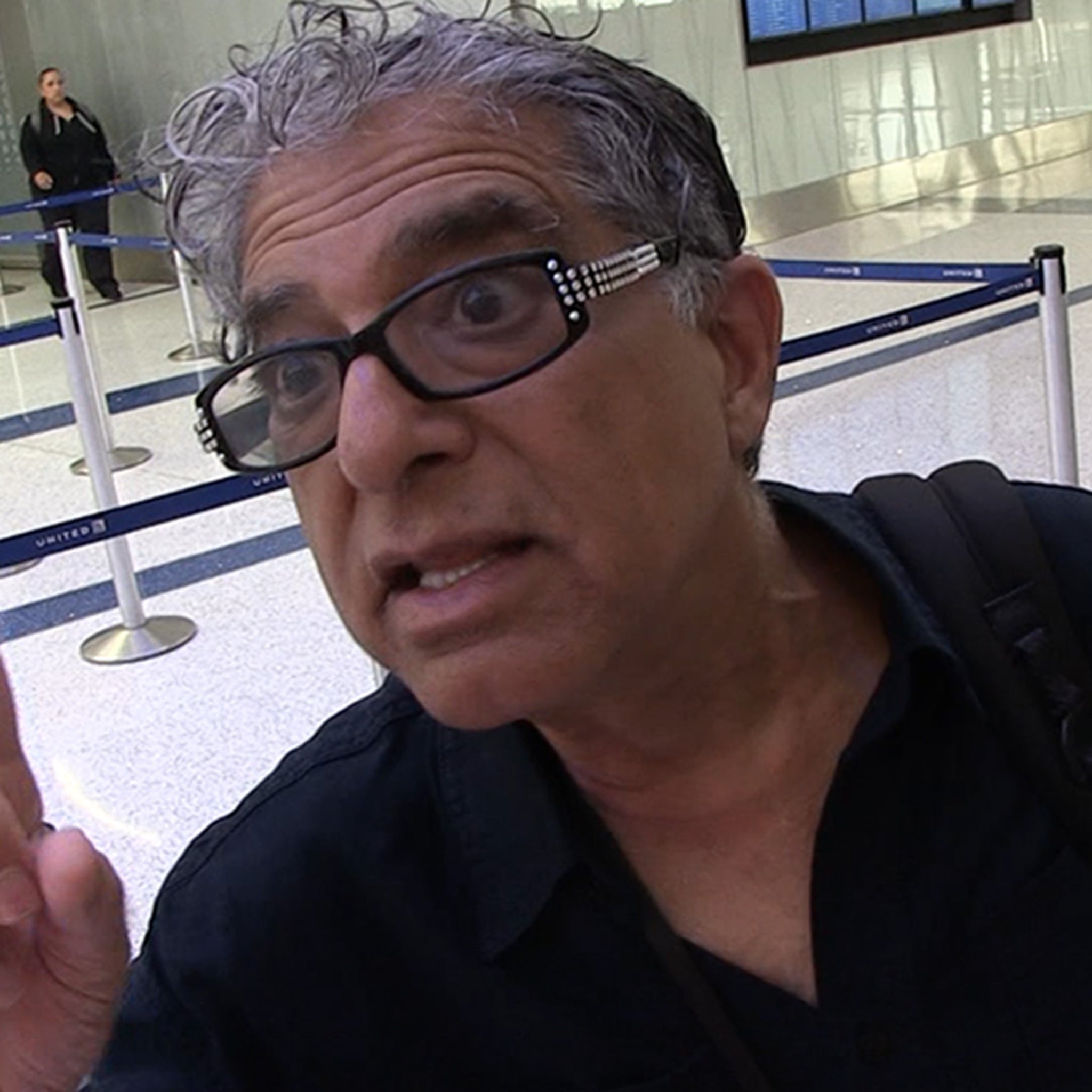 President Trump and Other Leaders Are 'Thugs' says Deepak Chopra