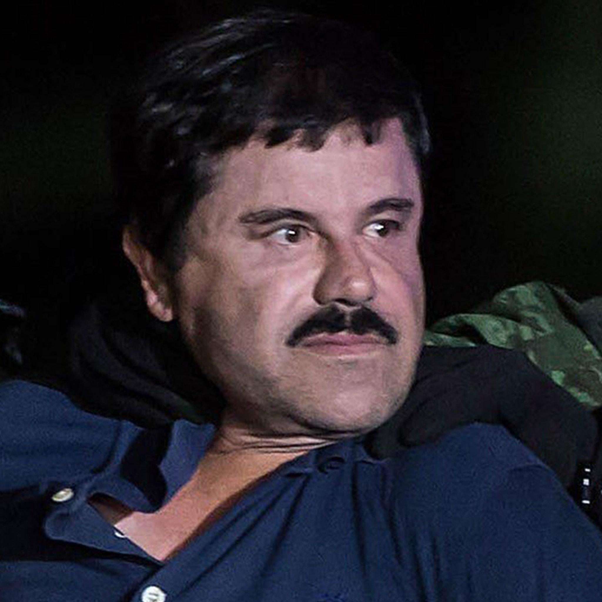 El Chapo's Son Taken Into Custody in Mexico