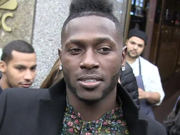 Antonio Brown Won't Face Criminal Charges For One Allegation In Lawsuit