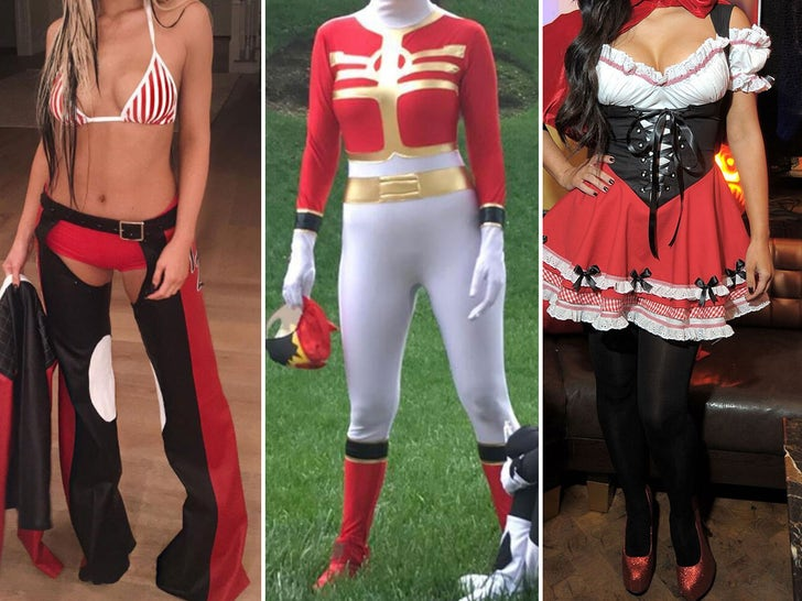 Kardashian Halloween Costumes -- Guess Who!