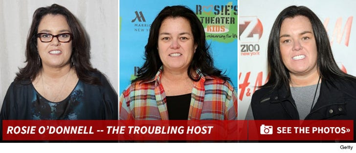 Rosie O'Donnell -- Through The Years