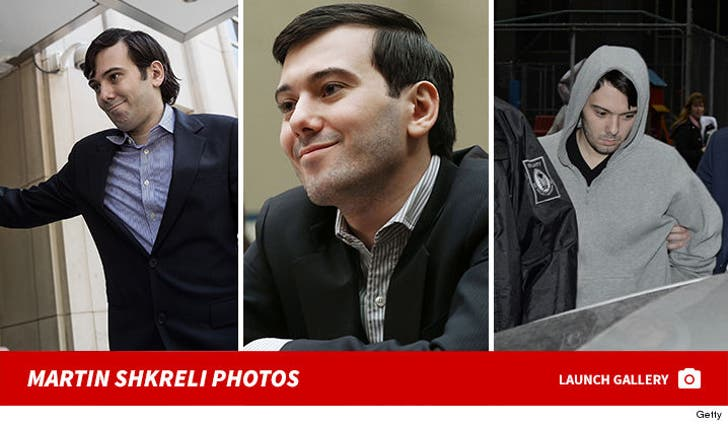 Martin Shkreli Photos