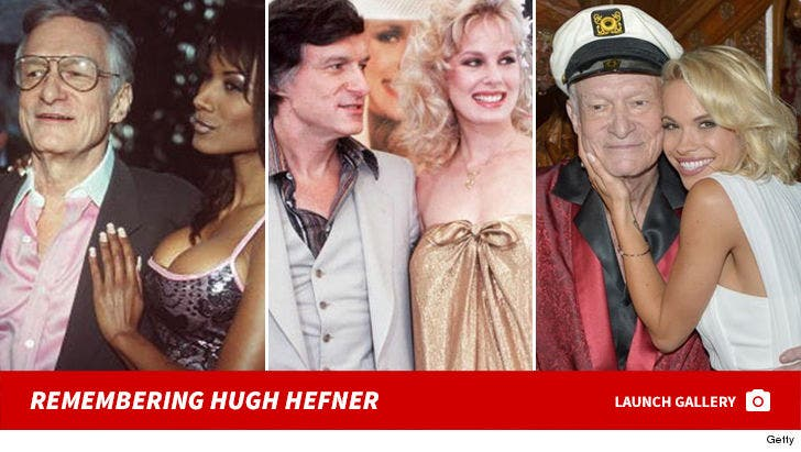 Remembering Hugh Hefner