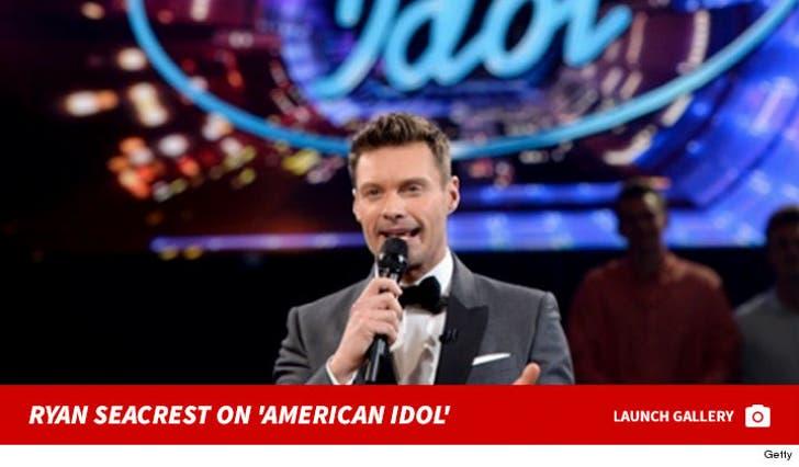 Ryan Seacrest on 'American Idol'