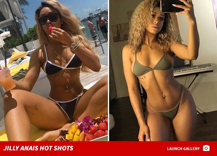 Jilly Anais Hot Shots