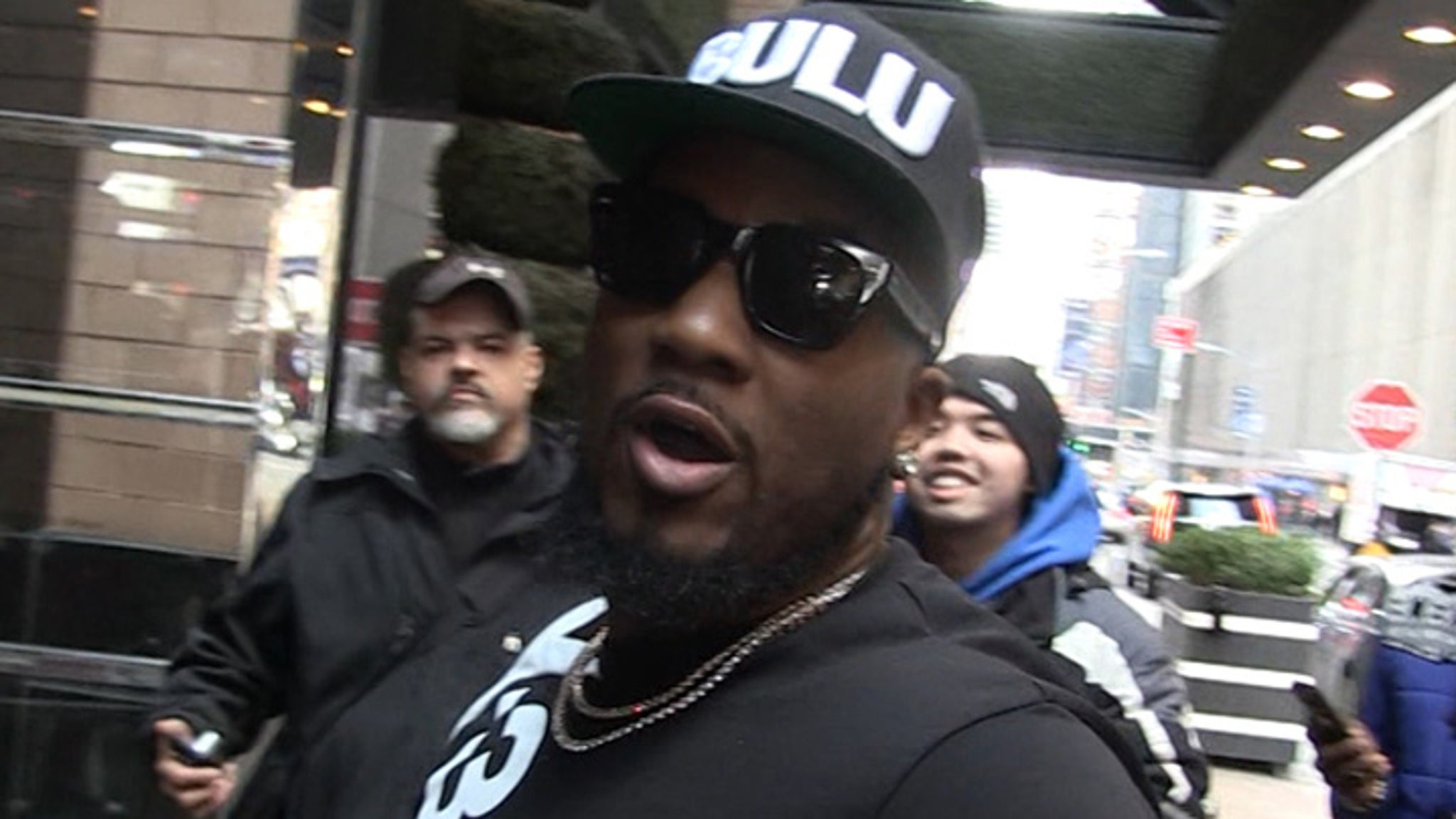 Young Jeezy Doesn't Regret Leaving Super Bowl Early ... Despite Falcons Loss
