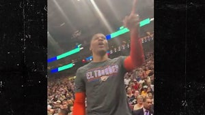 Fan Russell Westbrook Threatened Banned From Jazz Games For Verbal Abuse