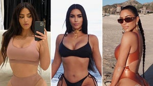 Kim Kardashian Celebrates 40th Birthday, Here's 40 Hot Shots