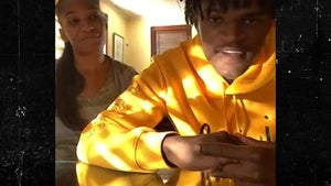 NBA's Alize Johnson's Mom 'Speechless' After Home Surprise, 'It's Mind-Blowing!'