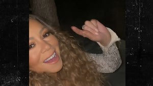Mariah Carey Sings, But Forgets Lyrics to, 'Auld Lang Syne' During New Year's Eve