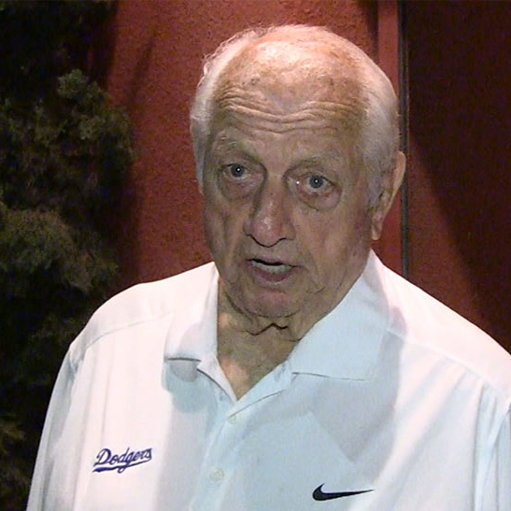 Tommy Lasorda Reveals The Secret To Living A Long Life