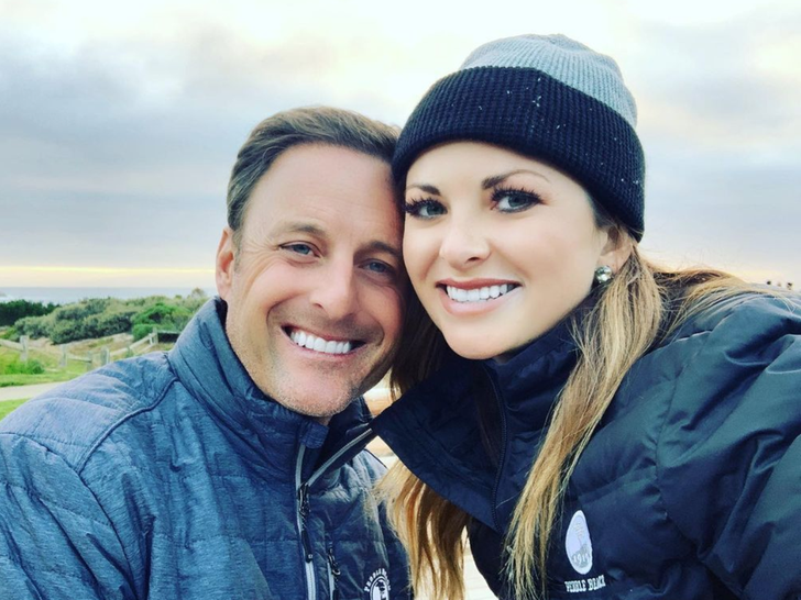 Chris Harrison and Lauren Zima Together