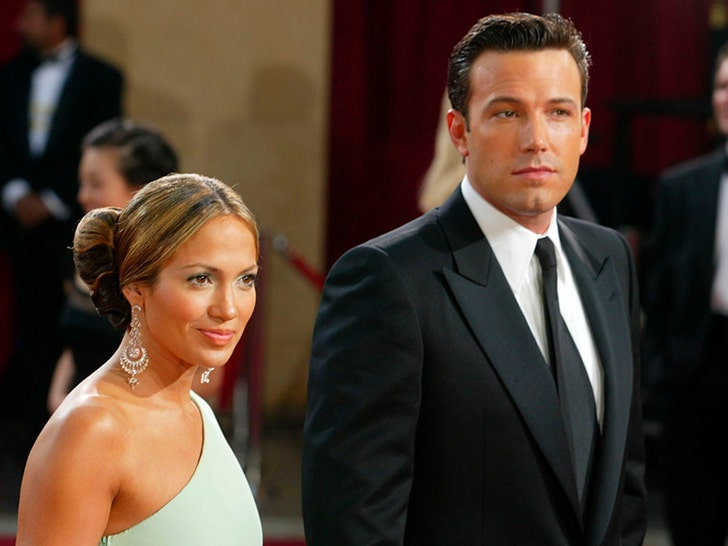 Ben Affleck and Jennifer Lopez Together