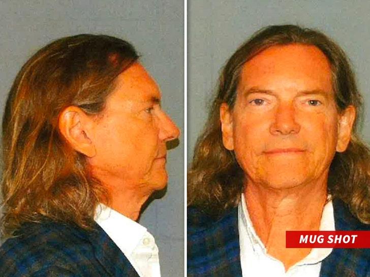 Bill Hutchinson mug shot