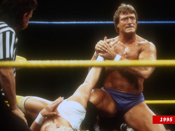 Paul Orndorff wrestling