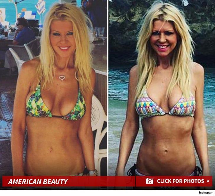 Tara Reid -- Bikini Vacation