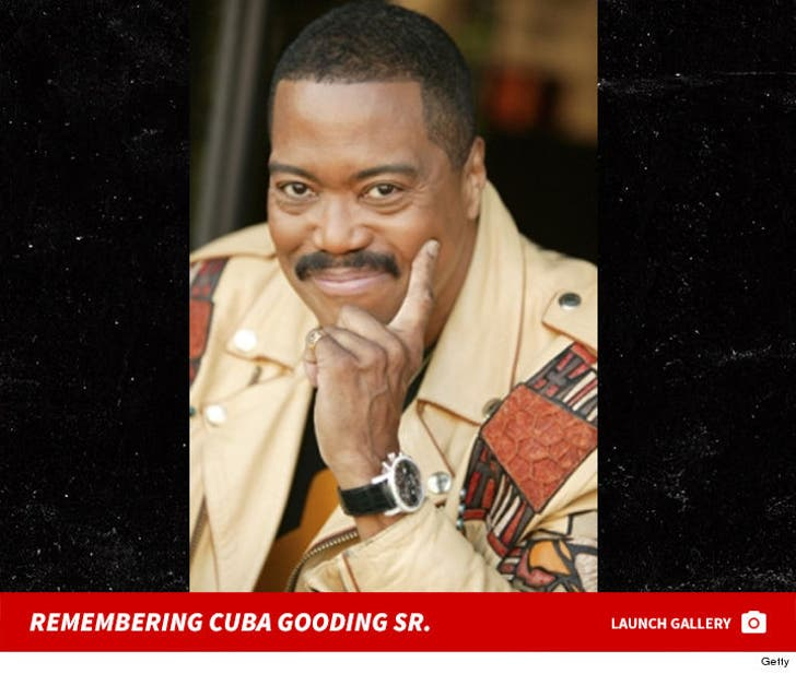 Remembering Cuba Gooding Sr.