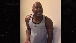 Ex-NFL Star Mario Williams Off The Hook After Garage Blowup, Case Dismissed
