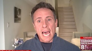 Chris Cuomo Hallucinated, Chipped Tooth After Violent Shivers from Coronavirus