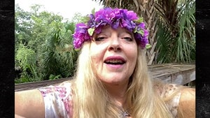 Carole Baskin Makes Strange Video for Cash