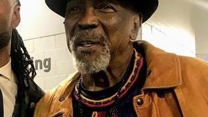 Louis Gossett, Jr. Hospitalized with COVID But Left Out of Fear