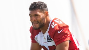 NFL's Zaven Collins Arrested, Cardinals' 1st-Round Pick Accused Of Reckless Driving