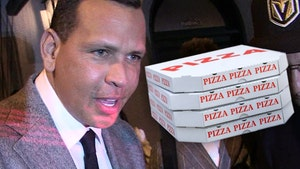 Alex Rodriguez Pizza Trolled in the Hamptons by 'Ben Afflec'