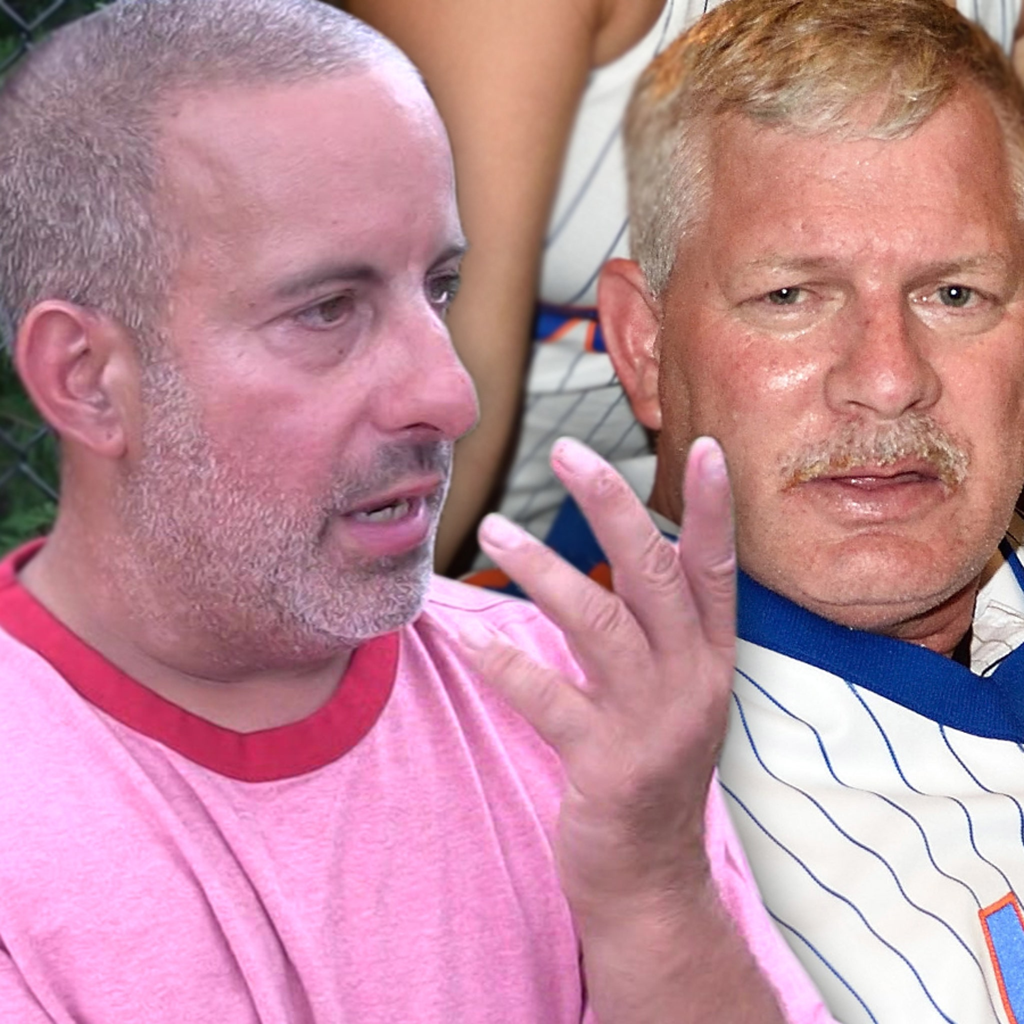 Lenny Dykstra Signs Deal To Fight Bagel Boss Guy