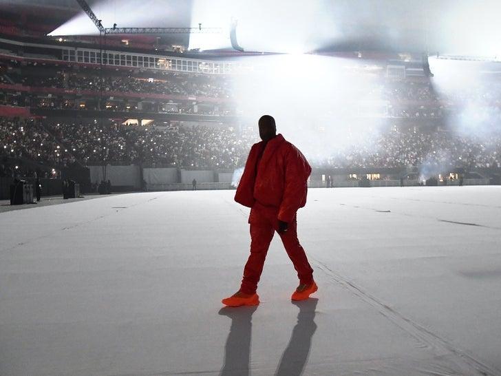 """Kanye West's Breakthrough """"Donda"""" Event"""