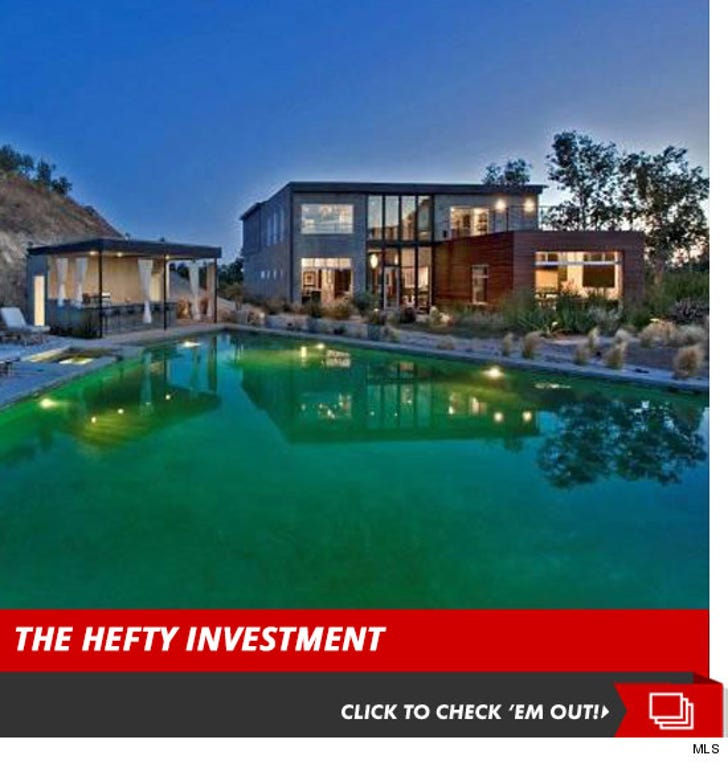 Dr. H From 'Biggest Loser' Drops $5.5 Million ... On Phat Malibu Mansion