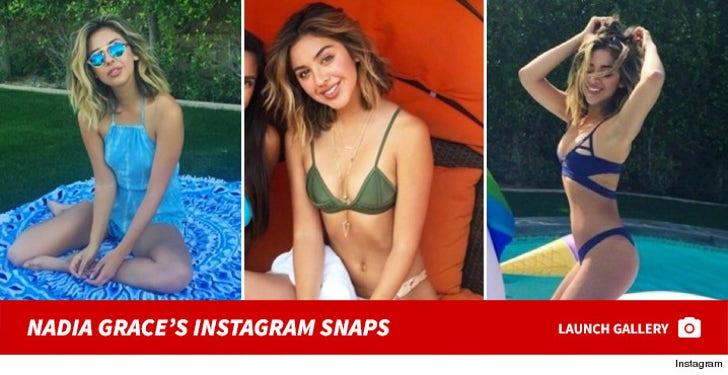 Nadia Grace Mejia's Hot Shots