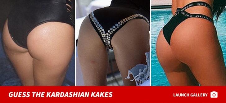 Guess the Kardashian Kakes!