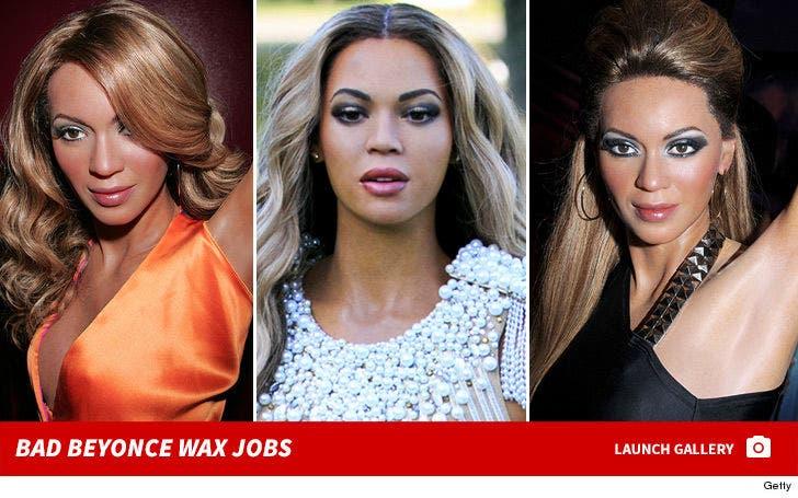 Beyonce's Bad Wax Jobs