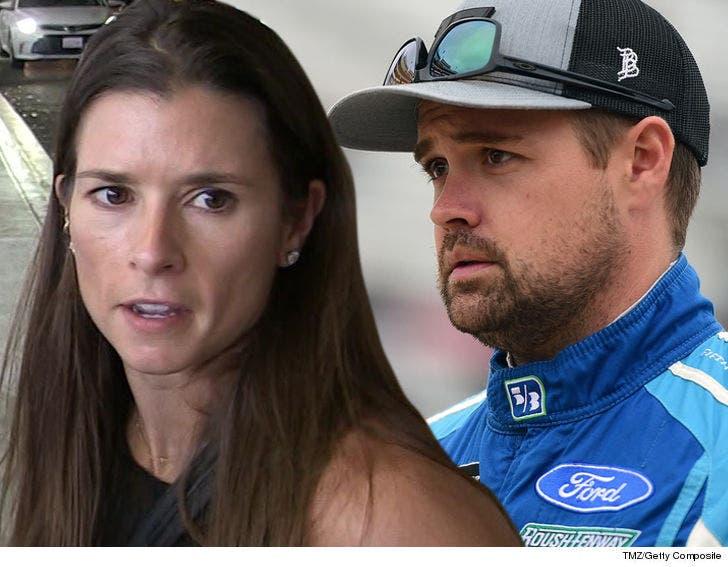 Danica Patrick & Ricky Stenhouse Break Up After Driver